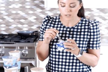nondairy yogurt taste test registered dietitian for kids