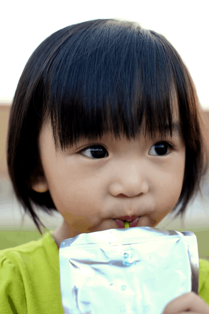 solve hunger tantrums with 100% juice for your toddler