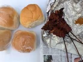 agege bread and suya