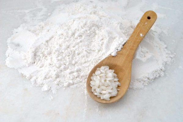 Harina de arroz sin gluten