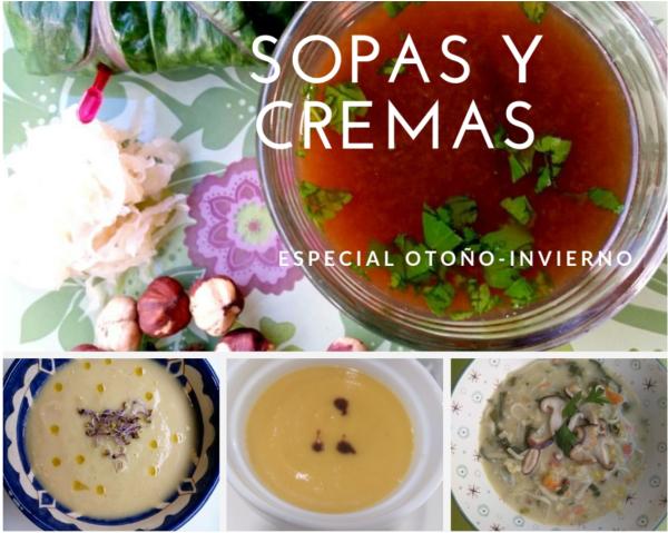 Sopas y Cremas