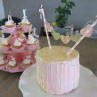 Kyra's eerste verjaardagsfeestje