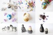 10 kreative Ideen für Ostereier