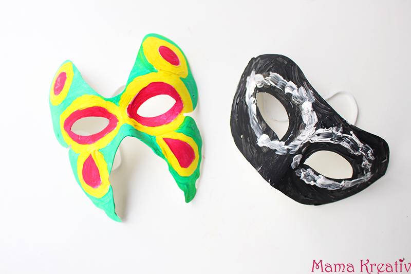 masken selber machen