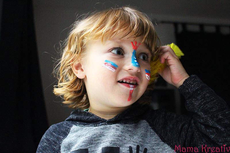 Kinderschminke einfach selber machen