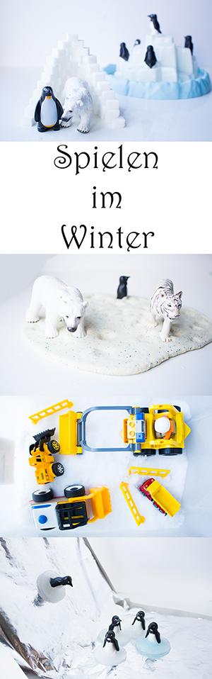 spielen im winter ideen mit schnee knete pinterest