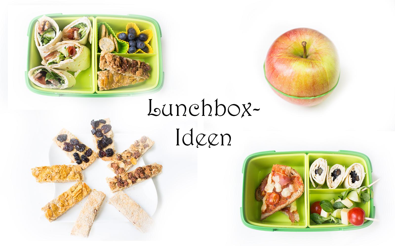 lunchbox ideen f r kinder schnell und gesund mama kreativ. Black Bedroom Furniture Sets. Home Design Ideas