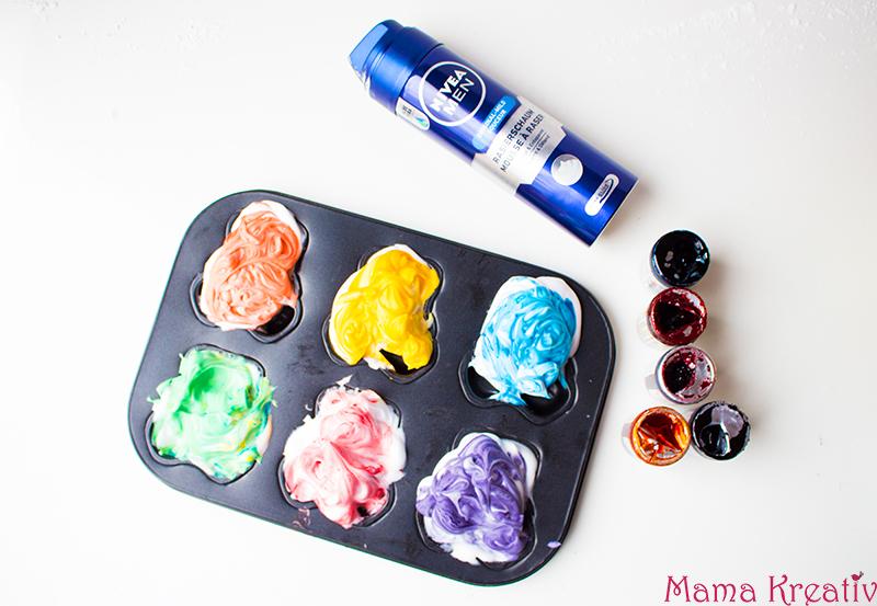 farben selber machen fingerfarben badefarben 3 d farben und mehr. Black Bedroom Furniture Sets. Home Design Ideas