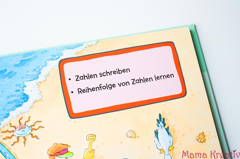 Buchstaben und Zahlen mit Kindern lernen buch bücher app carlsen clever (31)