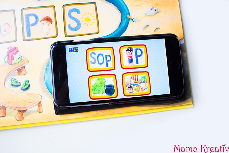 Buchstaben und Zahlen mit Kindern lernen buch bücher app carlsen clever (40)