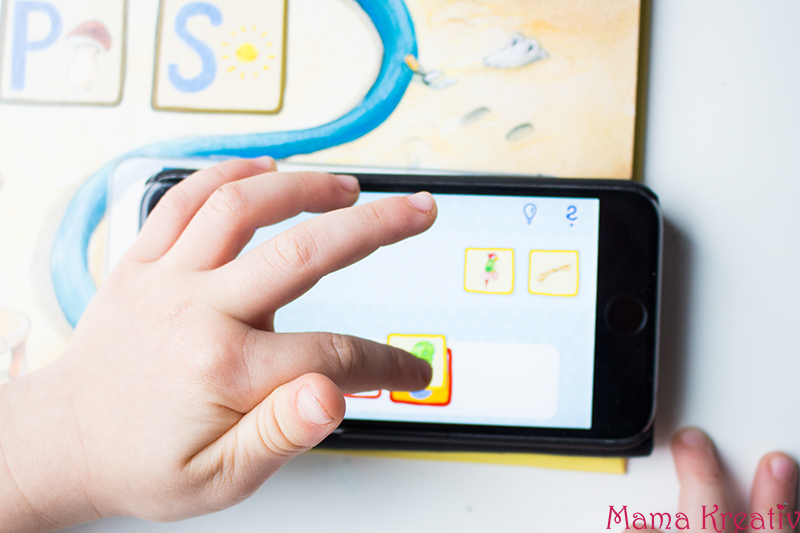 Buchstaben und Zahlen mit Kindern lernen buch bücher app carlsen clever (42)
