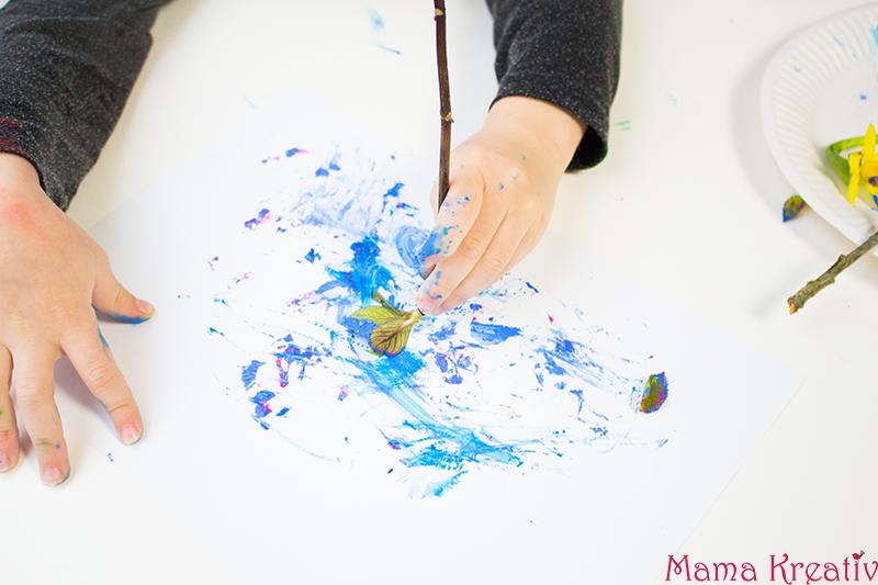 Malen im Frühling mit Kindern (16)