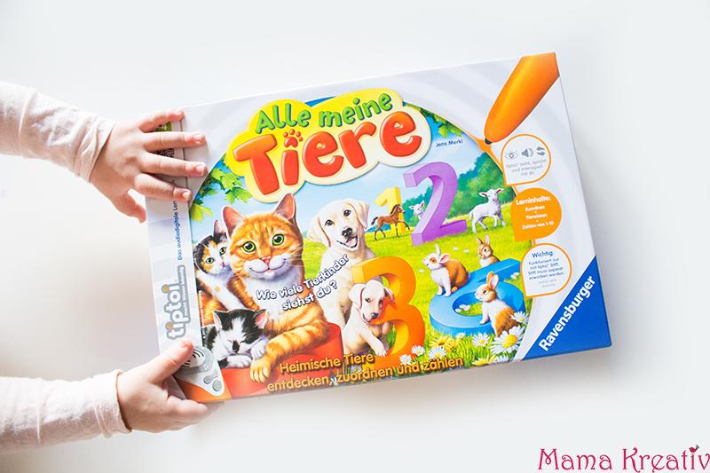 Alle meine Tiere tiptoi spiel rezension (1)