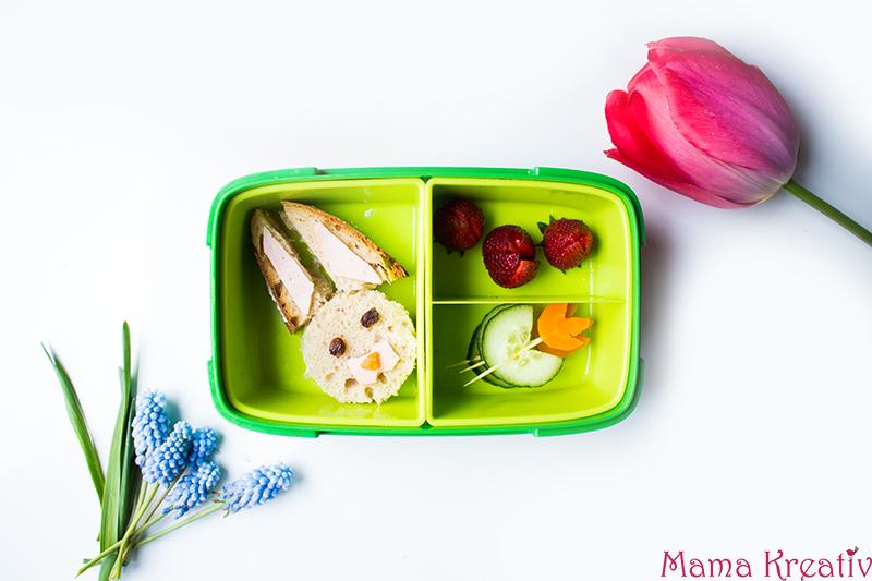 Lunchbox Ideen Kinder Frühling Snacks für Kinder (2)