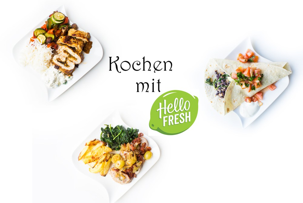 kochen und genie en mit kochboxen von hellofresh mama. Black Bedroom Furniture Sets. Home Design Ideas