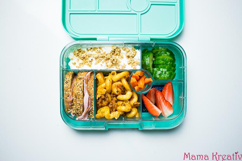 Lunchbox Ideen Schulbrote Brotdose für Kinder Kindergarten Schule Yumbox (1)