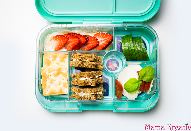 Lunchbox Ideen Schulbrote Brotdose für Kinder Kindergarten Schule Yumbox (10)