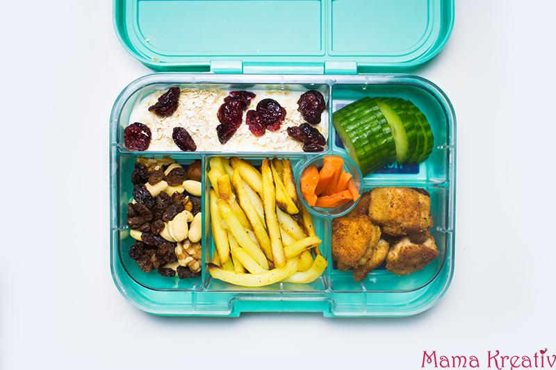 Lunchbox Ideen Schulbrote Brotdose für Kinder Kindergarten Schule Yumbox (11)