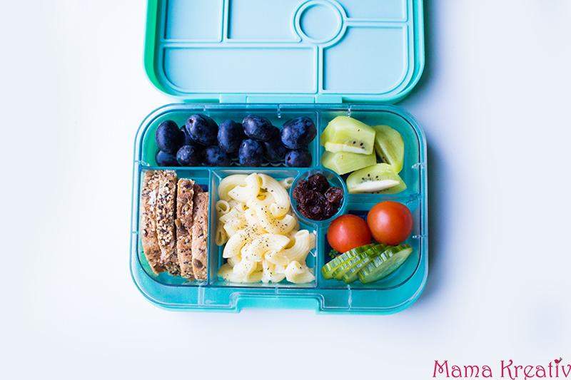 Lunchbox Ideen Schulbrote Brotdose für Kinder Kindergarten Schule Yumbox (2)