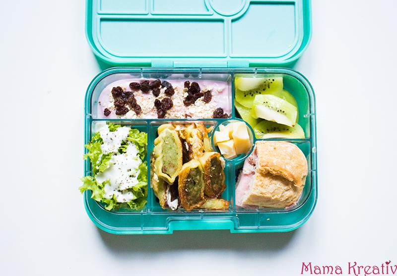 Lunchbox Ideen Schulbrote Brotdose für Kinder Kindergarten Schule Yumbox (4)