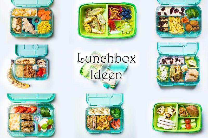 Lunchbox Ideen für Kinder Kindergarten - Brotdosen Ideen für Kinder und Erwachsene, Arbeit, Schule, Kindergarten, Kita - Lunchbox Tipps - Brotdose kaufen und gestalten - gesund, lecker, einfach und cool