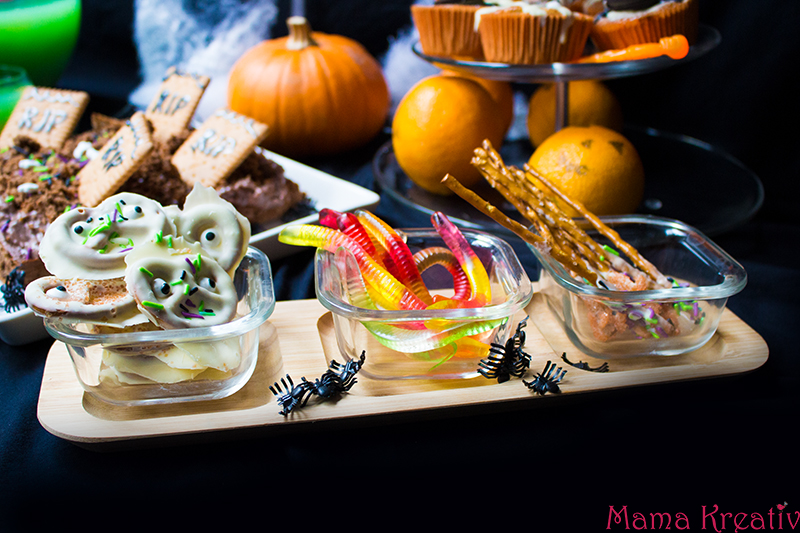 Halloween Party Rezepte