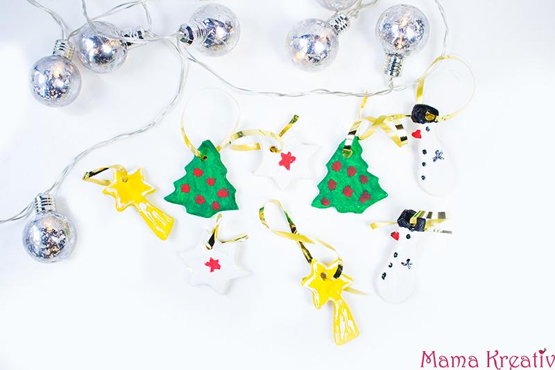 Weihnachtsbasteln mit Kindern: viele Ideen für Weihnachtskarten, Weihnachtsdeko, selbstgemachte Geschenke und vieles mehr - basteln mit Kindern zu Weihnachten