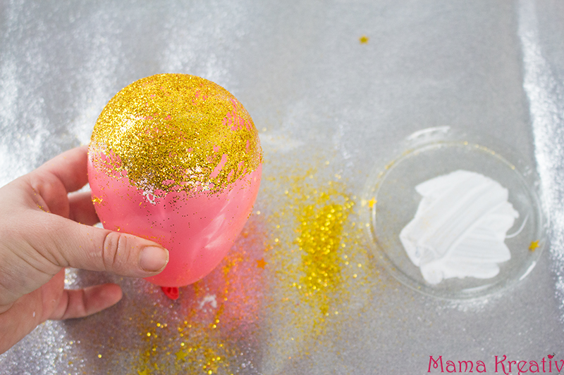 Fasching: Basteln mit Kindern - 4 schnelle Ideen DIY Fasching Deko