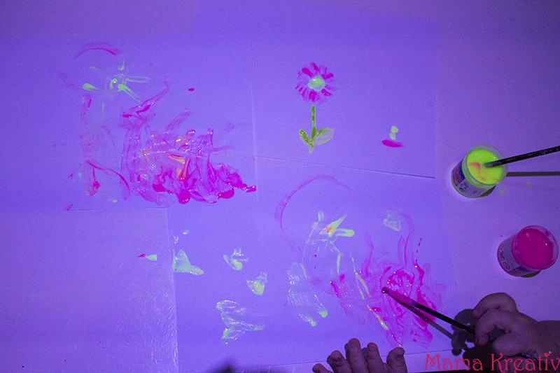 Spiele im Dunkeln für Kinder, Kindergeburtstag, Glow in the Dark #spiele #kinderspiele #basteln #bastelnmitkindern