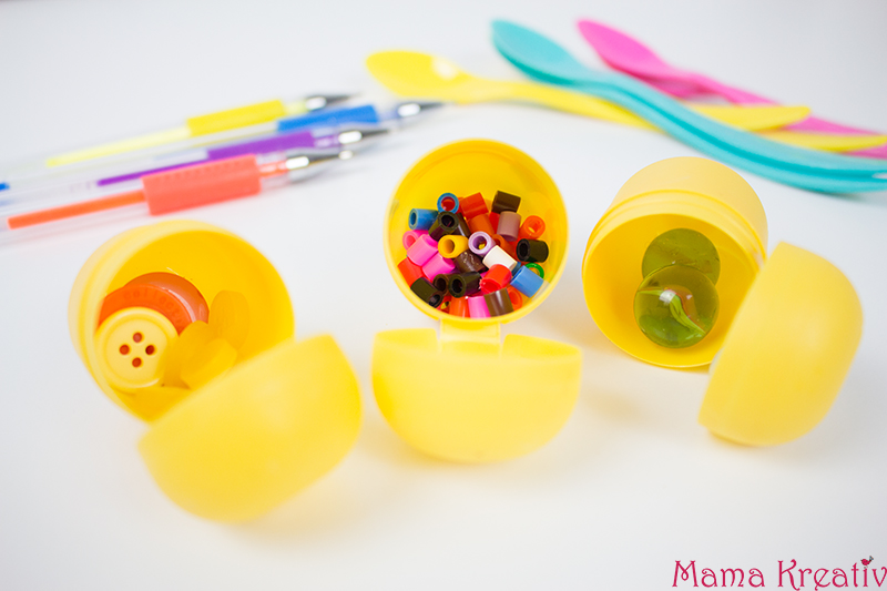 Musikinstrumente für Kinder selber basteln - MamaKreativ