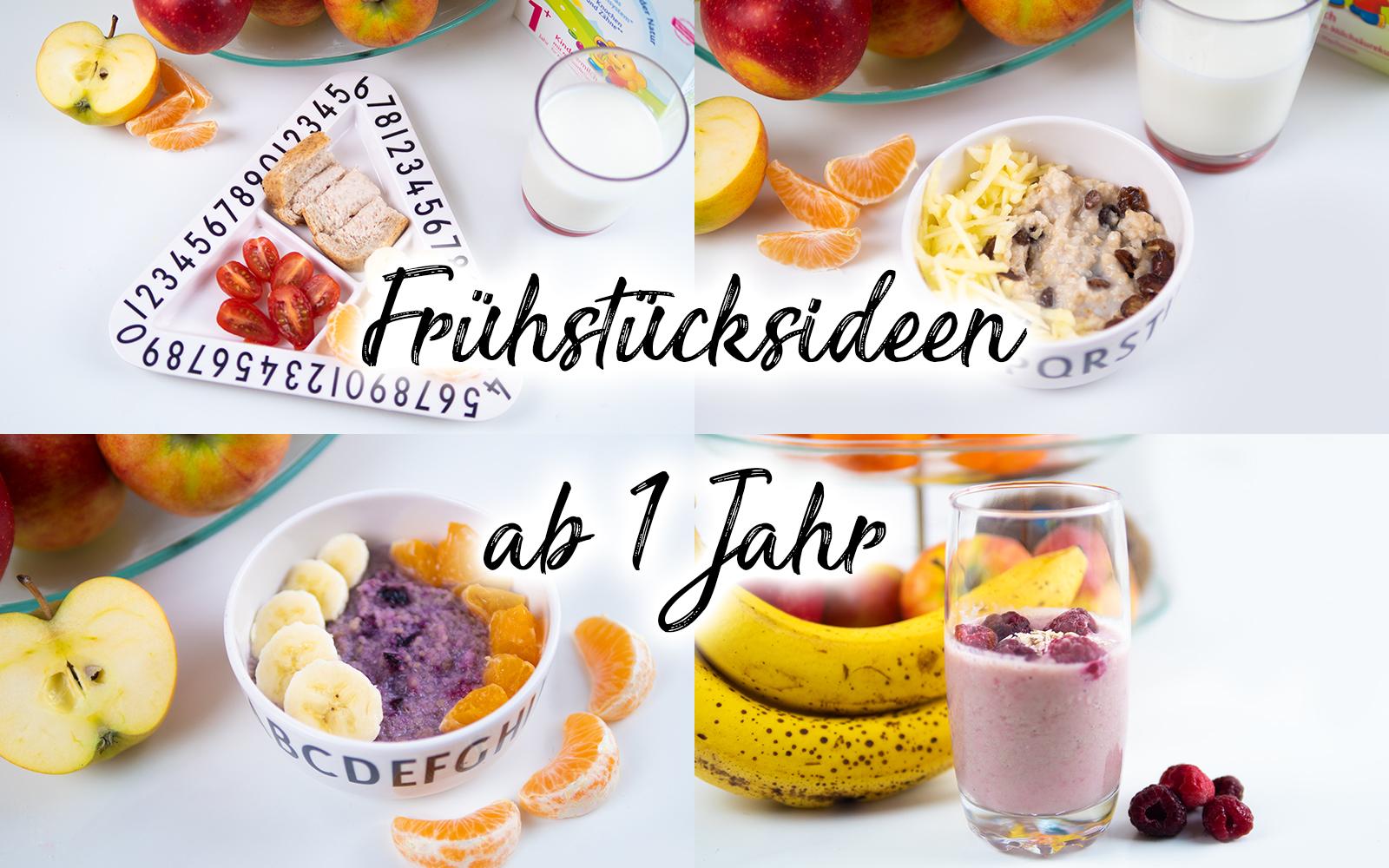 Frühstücksideen Für Kleinkinder Gesundes Frühstück Ab 1 Jahr