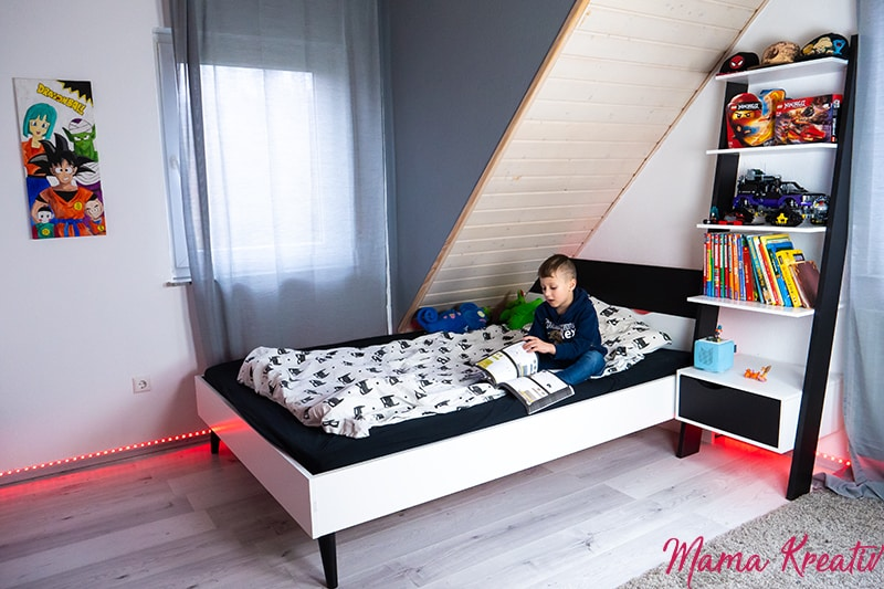 kinderzimmer f r jungs gestalten tipps und ideen mama. Black Bedroom Furniture Sets. Home Design Ideas