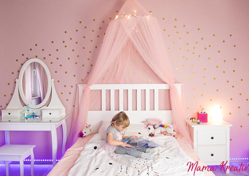 Mädchenzimmer Gestalten Einfache Ideen Mama Kreativ