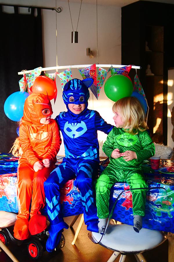 PJ Masks Party Ideen: Basteln, DIY und Rezepte für Geburtstag oder Karneval - Kostüme für Kinder