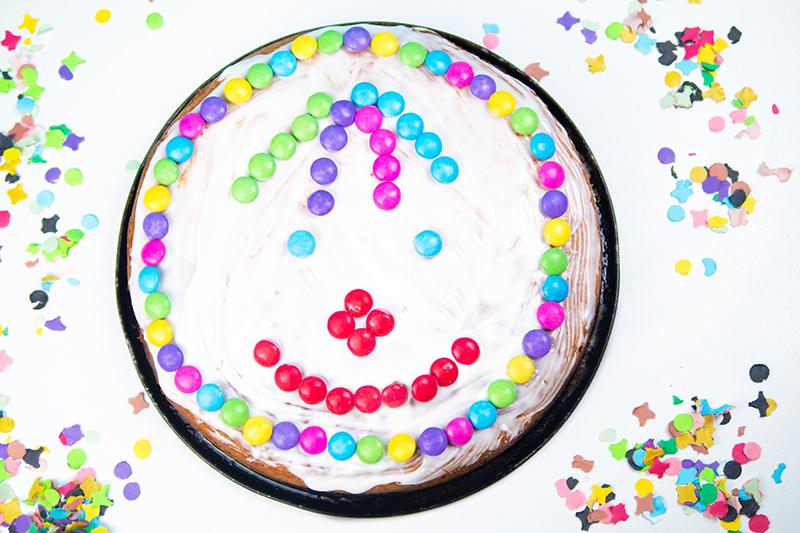 Clown Kuchen für Fasching oder Karneval backen