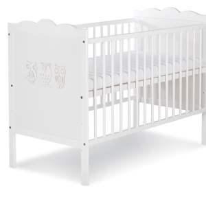 KLUPŚ MARSELL 120x60 lovytė, balta