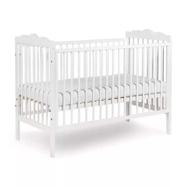 KLUPŠ OLIVER 120x60 lovytė, balta