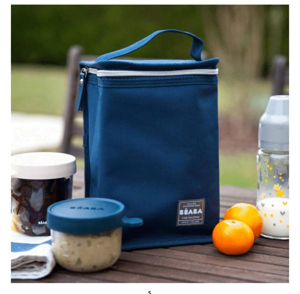 BEABA izoterminis krepšys, mėlynas