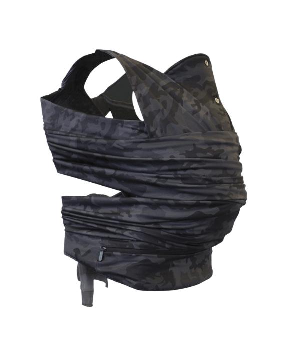 BOPPY Comfy Fit nešioklė, Camouflage, 0 mėn.