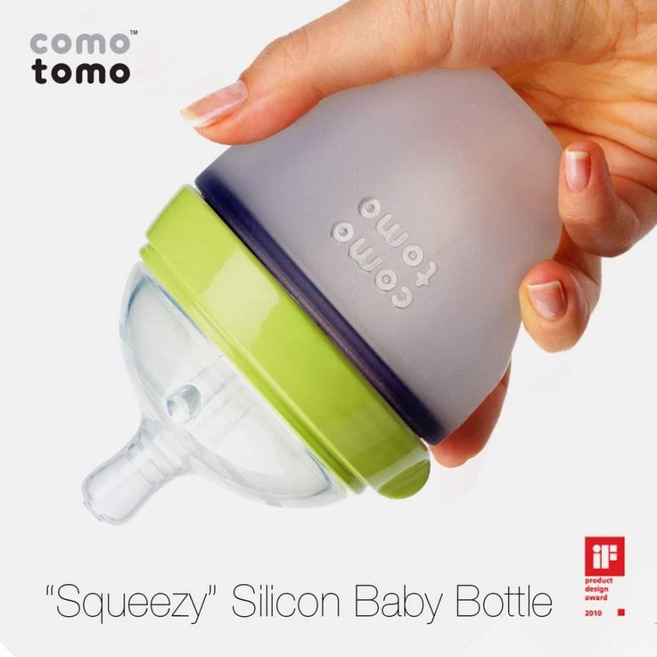 COMO TOMO EVOLVED buteliukas