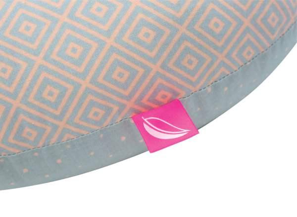 MOTHERHOOD maitinimo pagalvė Classics Pink, 004/139
