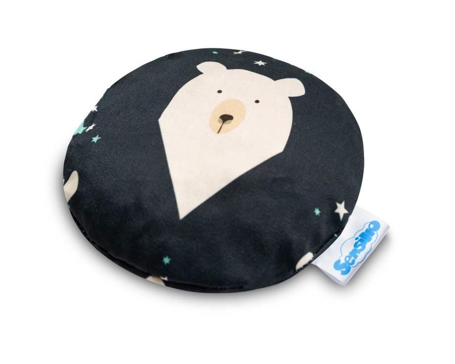 Sensillo vyšnių kauliukų pagalvėlė, Bear