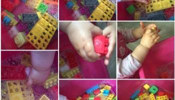 игра - къпане на играчки