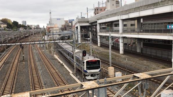 Toukyo ueno line