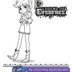 Free Printable My Little Pony Equestria Girls Coloring Page Mama Likes This