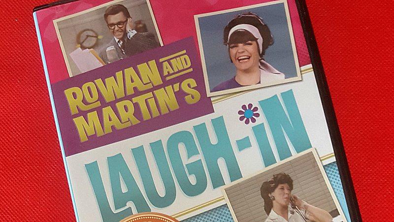 Rowan Martin Laugh Dvd