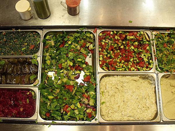 DonerG Turkish & Mediterranean Grill - Irvine, California