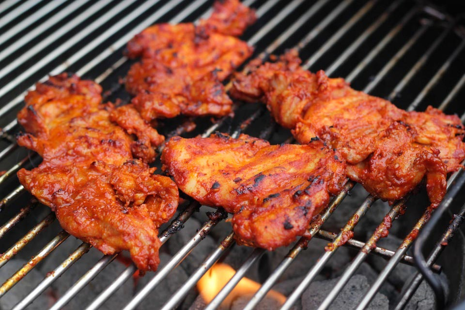 Spicy Korean Barbecue Chicken Recipe