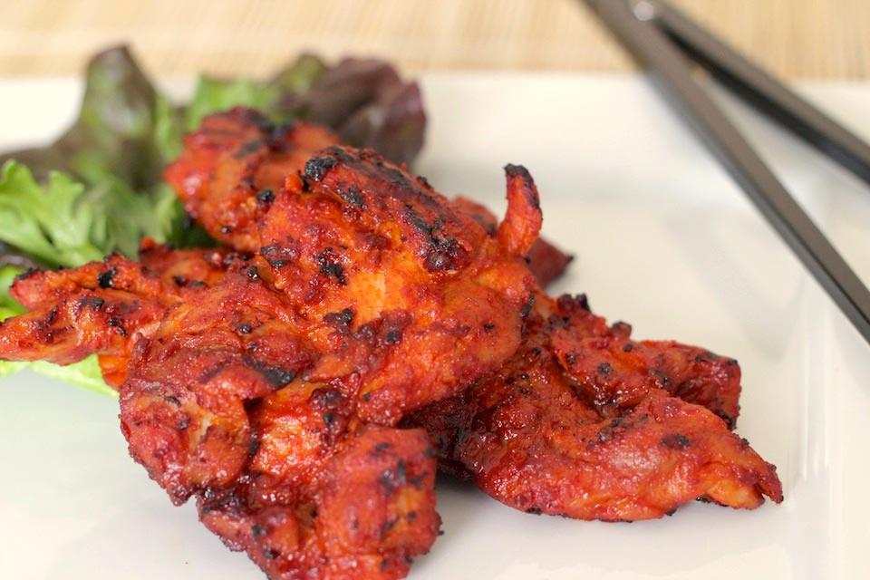 Spicy Korean Barbecue Chicken