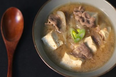 Tonjiru – 豚汁